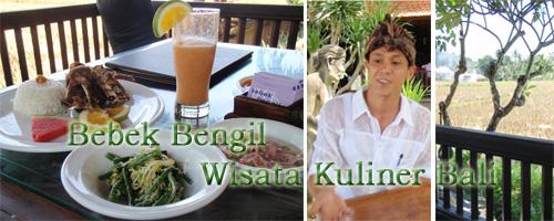 Bebek Bengil - Wisata Kuliner Bali